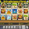 Play Slot the golden treasure of Pharaoh