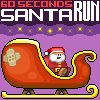 60 seconds Santa Run A Free Action Game