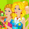 Play Barbie Elf Party