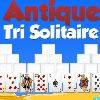 Play Antique Tri Solitaire