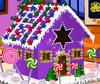 Play Xmas Gingerbread House Decoration