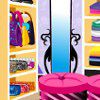 Fancy Walk In Closet