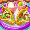 Play Make beef tacos