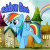 Play Rainbow Dash Sprint