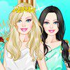Play Barbie Greek Princess