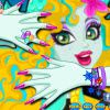 Play Lagoona Blue Manicure