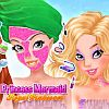 Play Princess Mermaid Royal Makeover