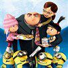 Play Despicable Me 2 Find The Hidden Letters