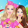 Play Barbie Shopping