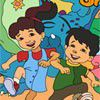 Play Dragon Tales Color