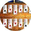 Baker`s Dozen Solitaire A Free Cards Game