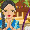 Happy Pongal Dress Up
