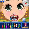 Play Little Girl at Dentist